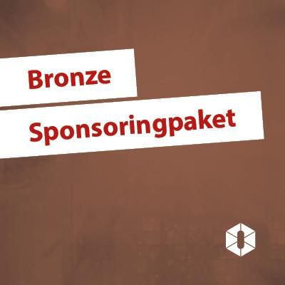 Bronze Sponsoringpaket