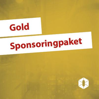 Gold Sponsoringpaket